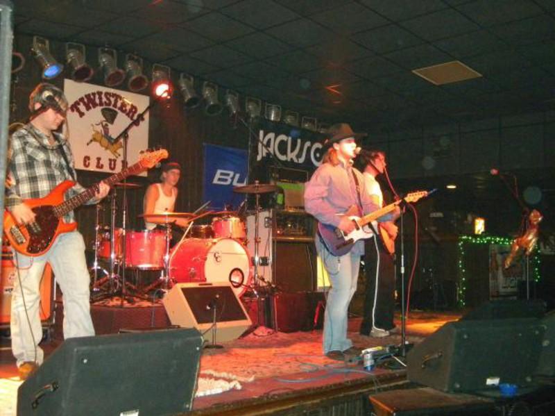 Craig Cook And The Marauders Band In Kansas City Ks