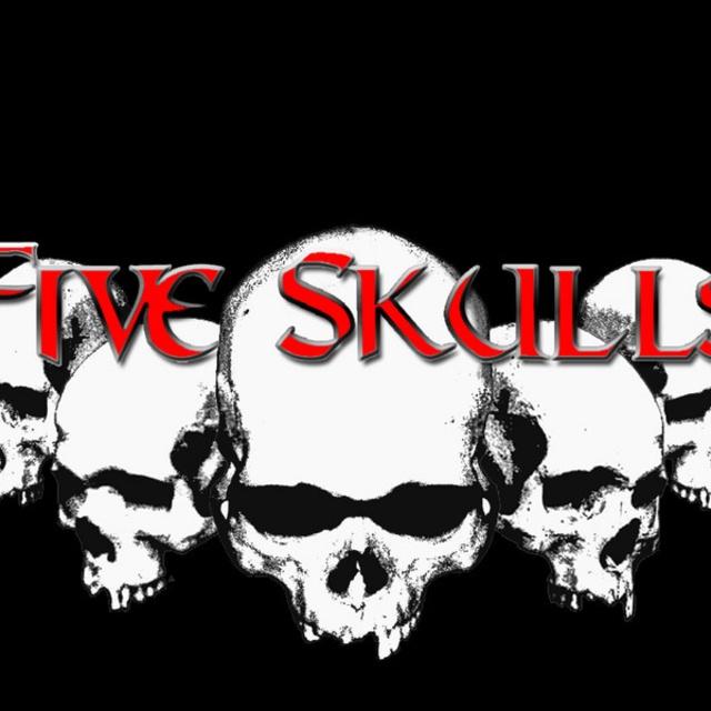 FIVE SKULLS
