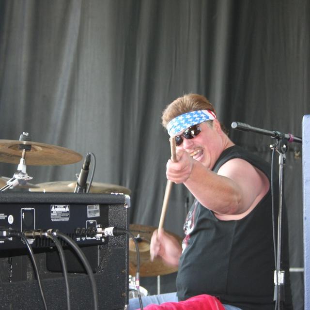 rock drummer 63