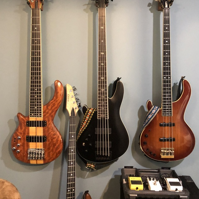 lefty bass