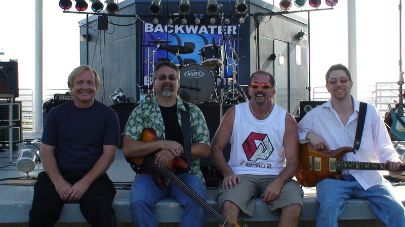 Backwater Blues Band Band In Tampa Fl Bandmix Com