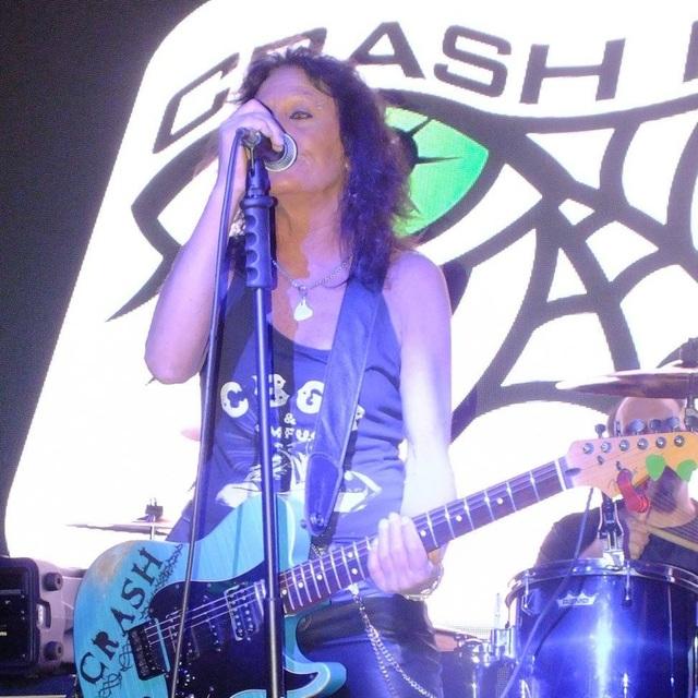 Cara Crash and CRASH NY