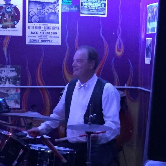Blues Drummer