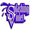 Splashing Violet