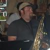 college sax player