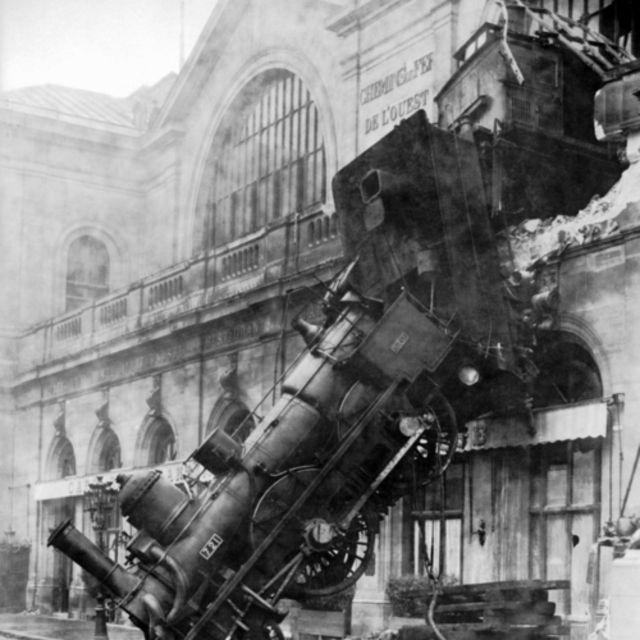 Smokin'trainwreck