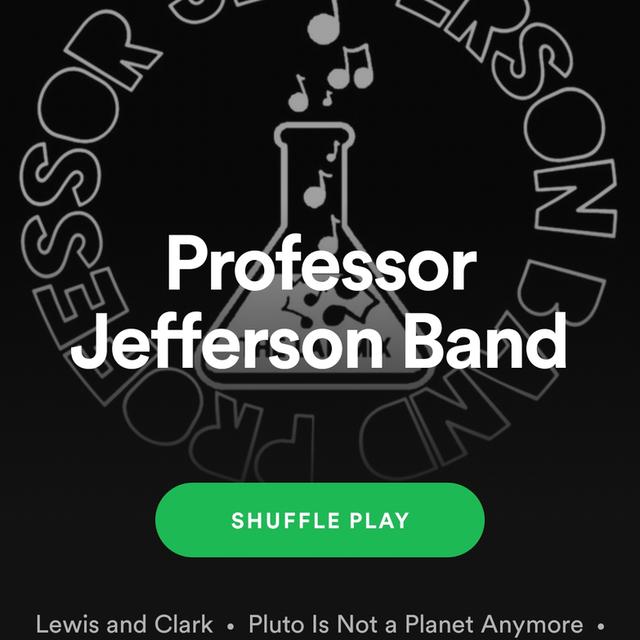 Professor Jefferson