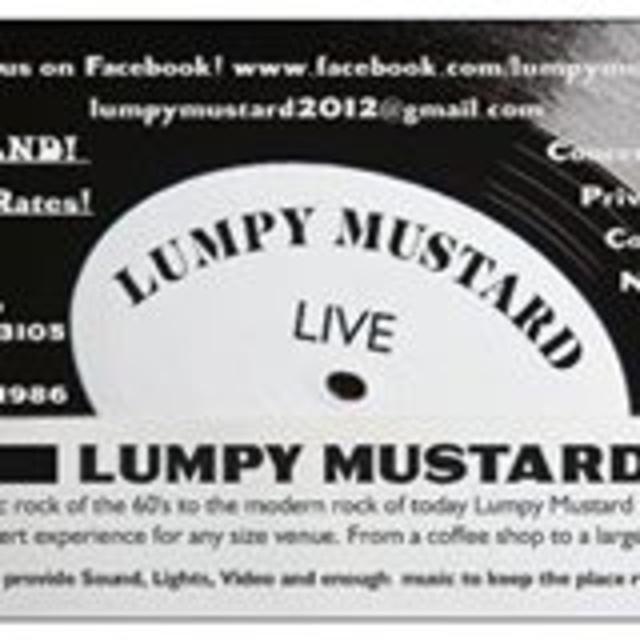 Lumpy Mustard
