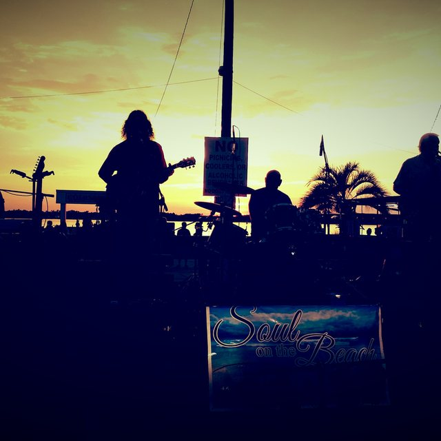 Soul on The Beach Band