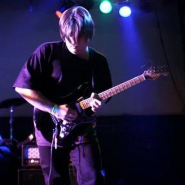 Guitarist 01