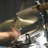 Nick on Drums