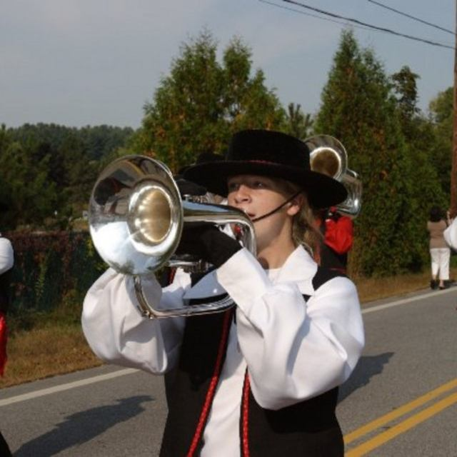The Muchachos Drum & Bugle Corps