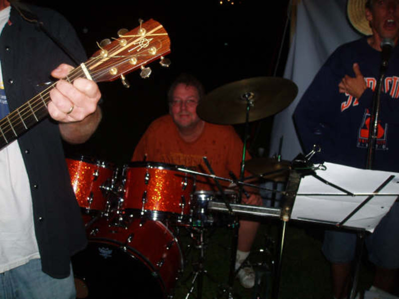 Clark Woodard Musician In Eden Ny Bandmix Com