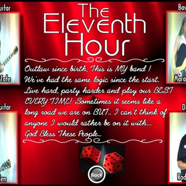 Tiffany Lynn and The 11th Hour