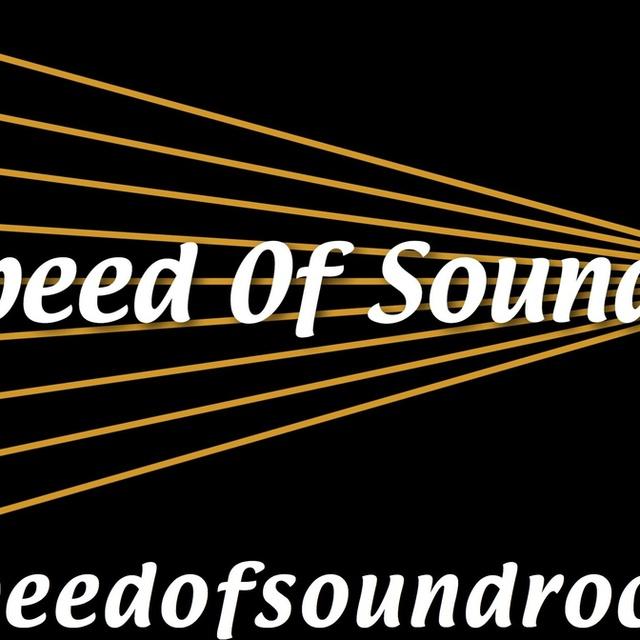 Speed Of Sound Rocks