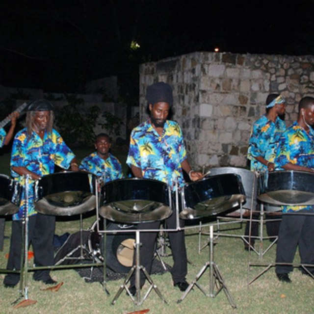 Musicsippy River Steel Drum Band