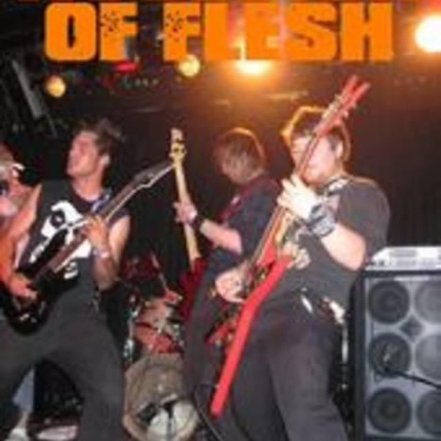 Avulsion of Flesh