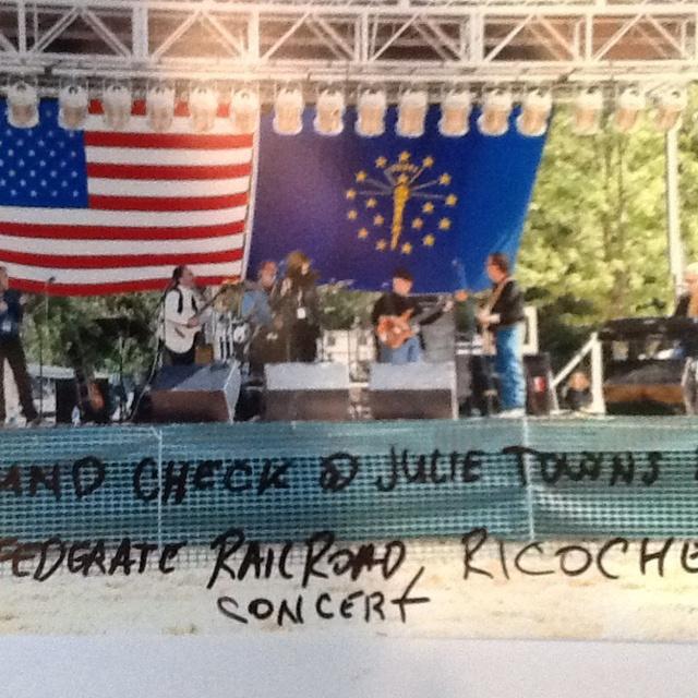 Julie towns band