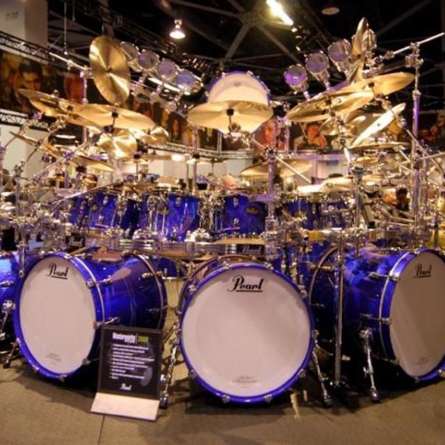 the drummer man