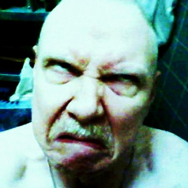 Cranky Old Fart
