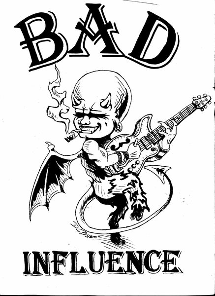 bad influence - band in smithville flats ny