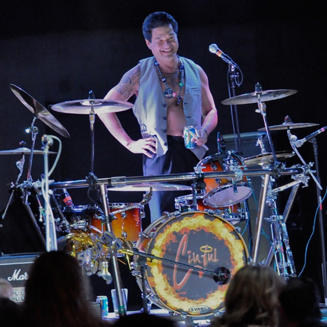 Rock Country Drummer Available