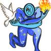 FEDORA BLUE