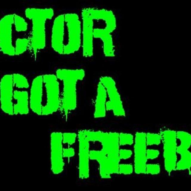 Hector Got A Freebie!