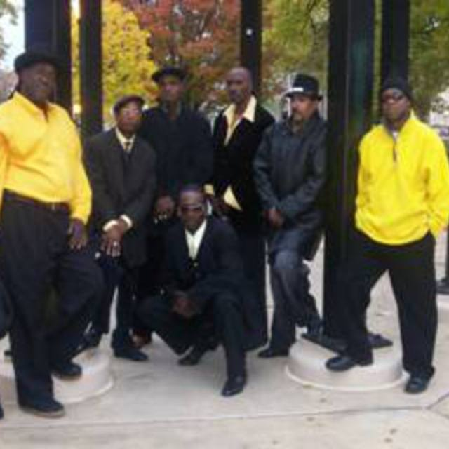 Simply black show band