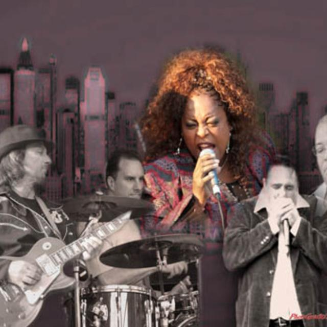 Pamela G & The Blues Addiction
