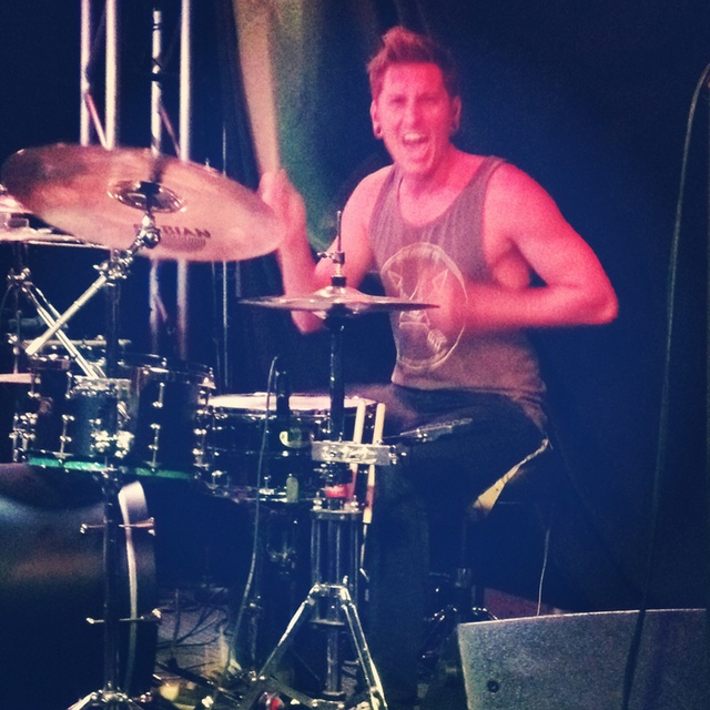 xchriscollinsx DRUMMER AVAILABLE