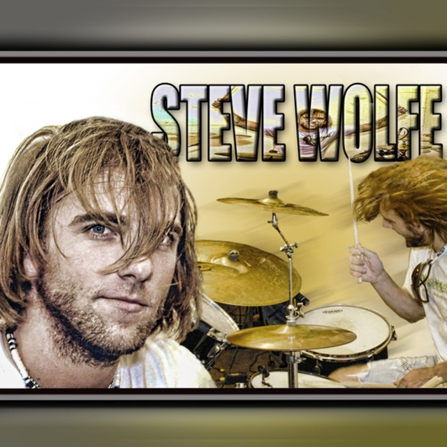 Wolfe the Drummer