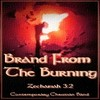 BRAND FROM THE BURNING