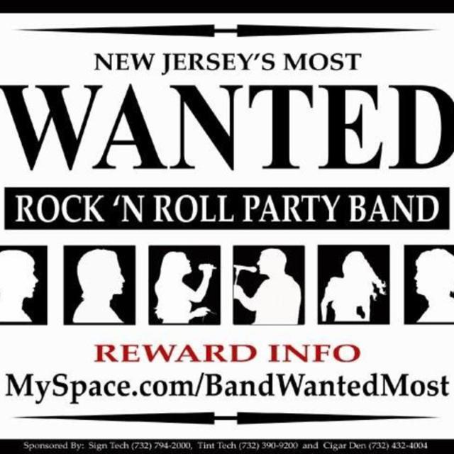 """NJ'S Most """"WANTED"""""""