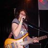 Nina on Bass