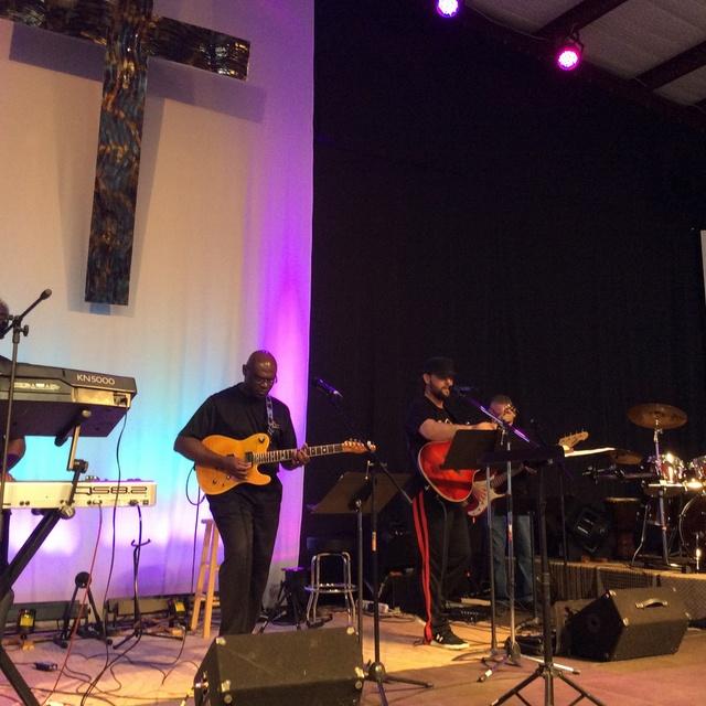 Christ 1st Band