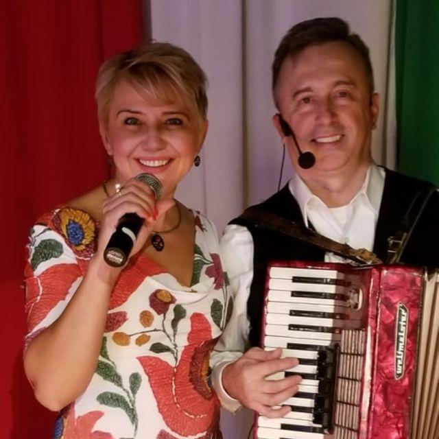Andrea & Tivadar Papp