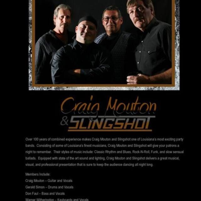 Craig Mouton and Slingshot