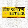 Tuesday's Letter