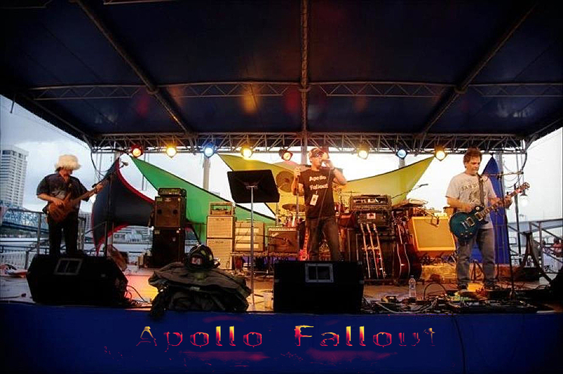 Apollo fallout band in gainesville fl for Martins yamaha ocala florida