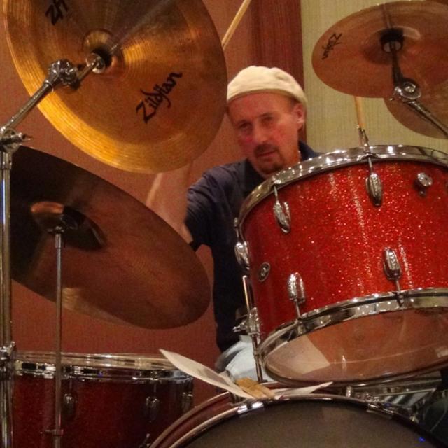 Older Drummer
