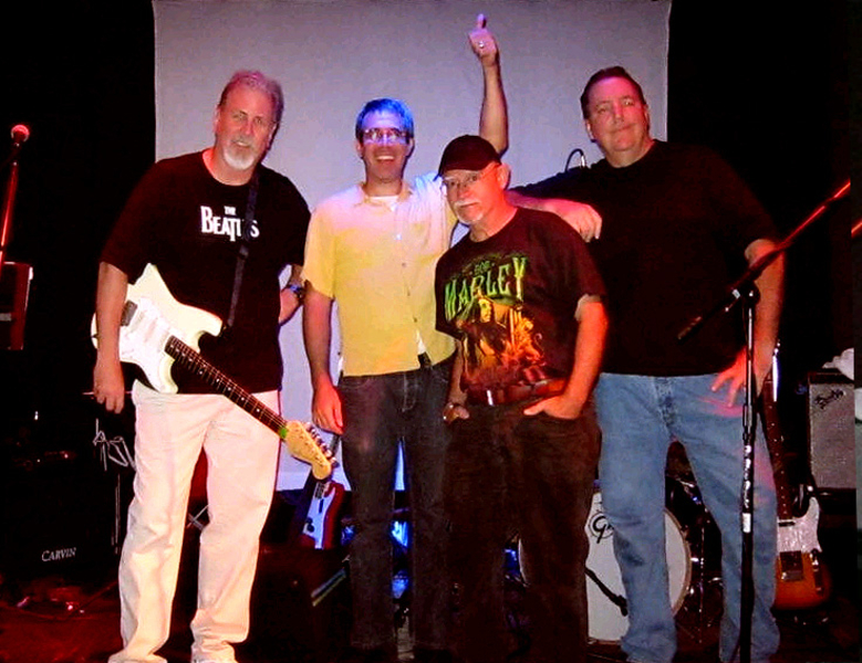 The StraightJackets - Band in Orlando FL - BandMix.com