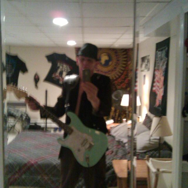 Independent Guitarist
