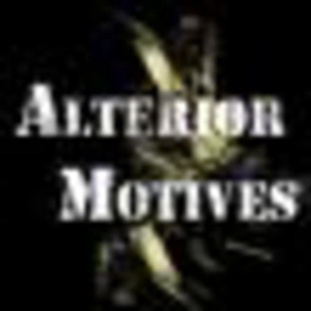 Alterior motives