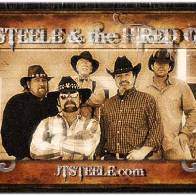 J.T.STEELE AND THE HIRED GUNS