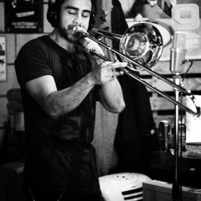 Ska-Jazz Trombone