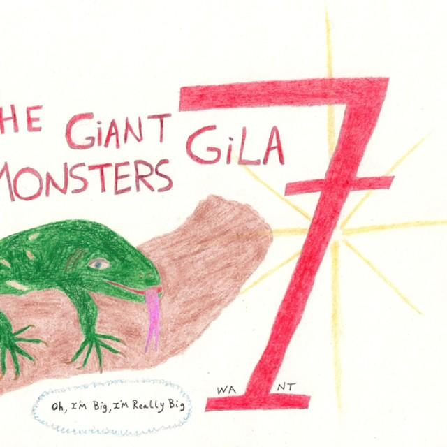 The Giant Gila Monsters