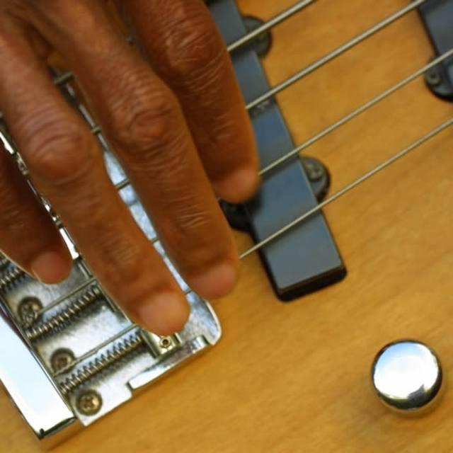 Pat the Bass Man