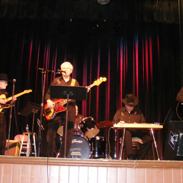 """""""Doc"""" Watson's Classic Country & Western Swing Band"""