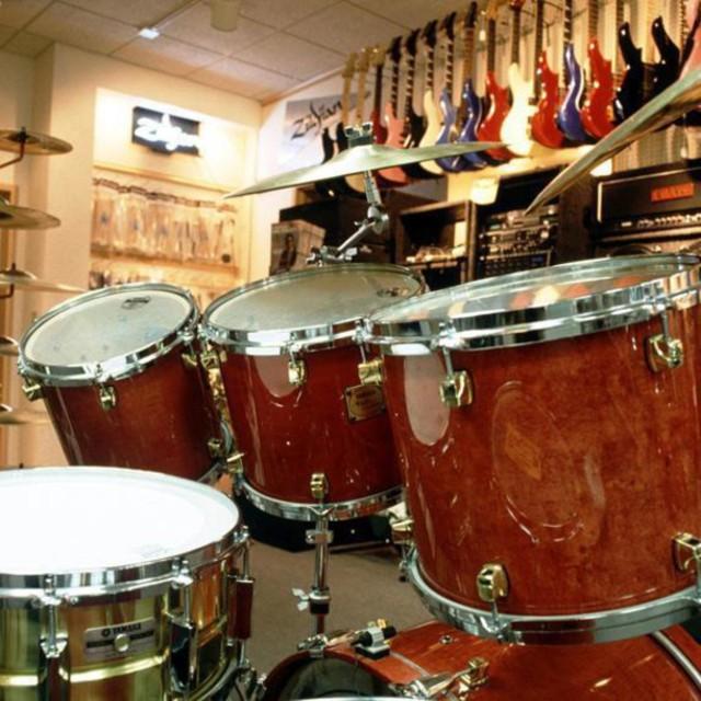 seasoned drummer